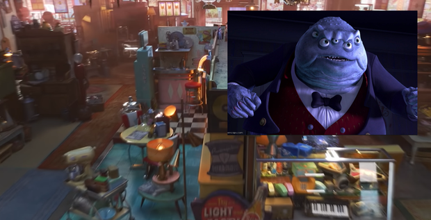 40 bí mật thú vị được giấu kĩ trong Toy Story 4 chỉ ai tinh mắt lắm mới thấy - Ảnh 34.