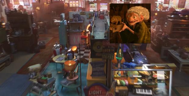 40 bí mật thú vị được giấu kĩ trong Toy Story 4 chỉ ai tinh mắt lắm mới thấy - Ảnh 35.
