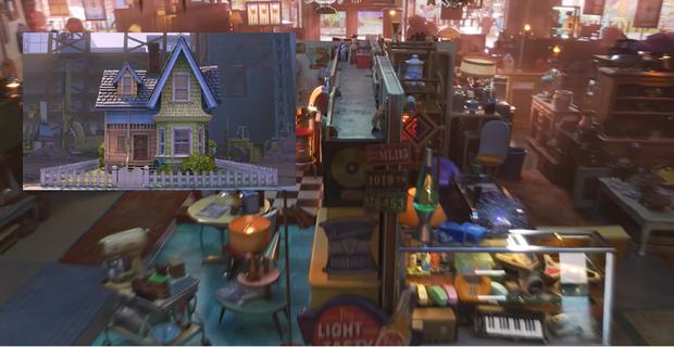 40 bí mật thú vị được giấu kĩ trong Toy Story 4 chỉ ai tinh mắt lắm mới thấy - Ảnh 36.