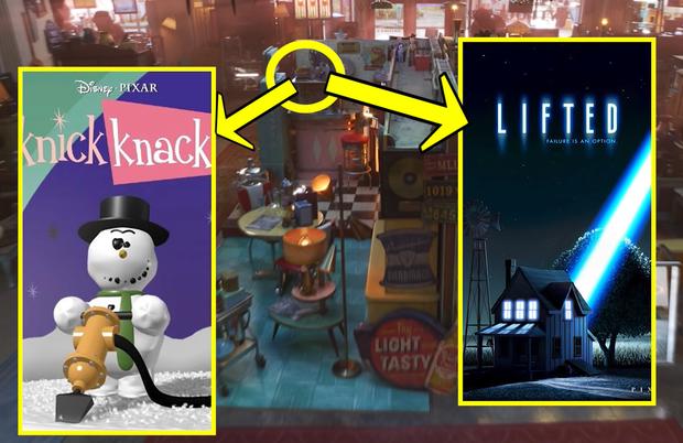 40 bí mật thú vị được giấu kĩ trong Toy Story 4 chỉ ai tinh mắt lắm mới thấy - Ảnh 38.