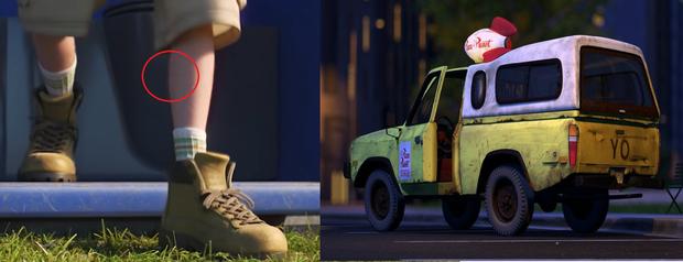 40 bí mật thú vị được giấu kĩ trong Toy Story 4 chỉ ai tinh mắt lắm mới thấy - Ảnh 4.