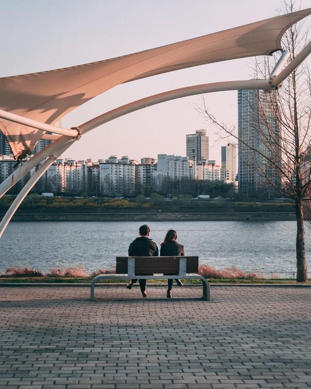Có một Seoul lãng mạn và bình yên qua nước ảnh trong veo của nhiếp ảnh gia người Mỹ - Ảnh 1.