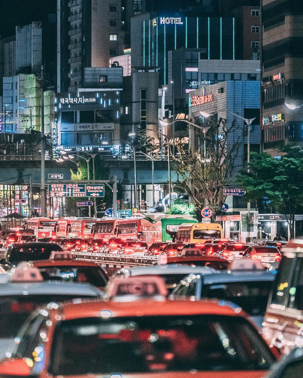 Có một Seoul lãng mạn và bình yên qua nước ảnh trong veo của nhiếp ảnh gia người Mỹ - Ảnh 7.