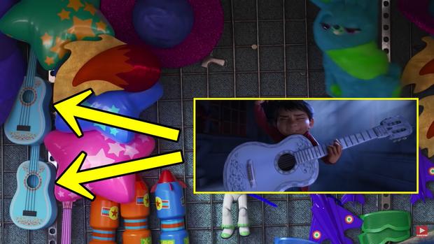 40 bí mật thú vị được giấu kĩ trong Toy Story 4 chỉ ai tinh mắt lắm mới thấy - Ảnh 6.