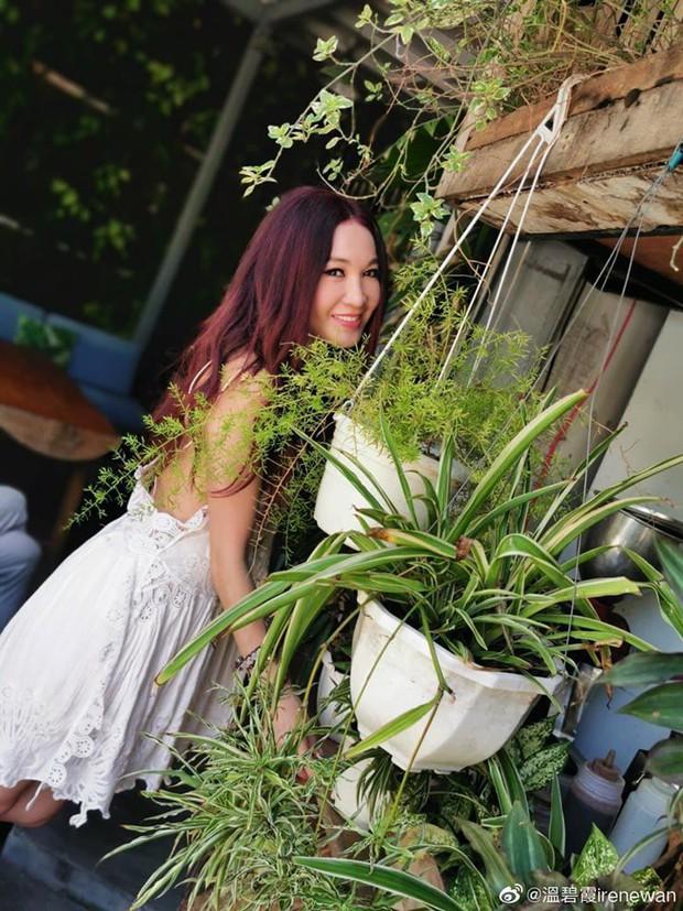 Đát Kỷ Ôn Bích Hà khoe ảnh du lịch Nha Trang, dân tình chỉ dán mắt vào body U55 mà sexy như gái đôi mươi của bà - Ảnh 4.