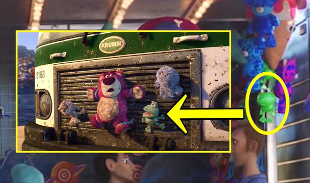 40 bí mật thú vị được giấu kĩ trong Toy Story 4 chỉ ai tinh mắt lắm mới thấy - Ảnh 8.