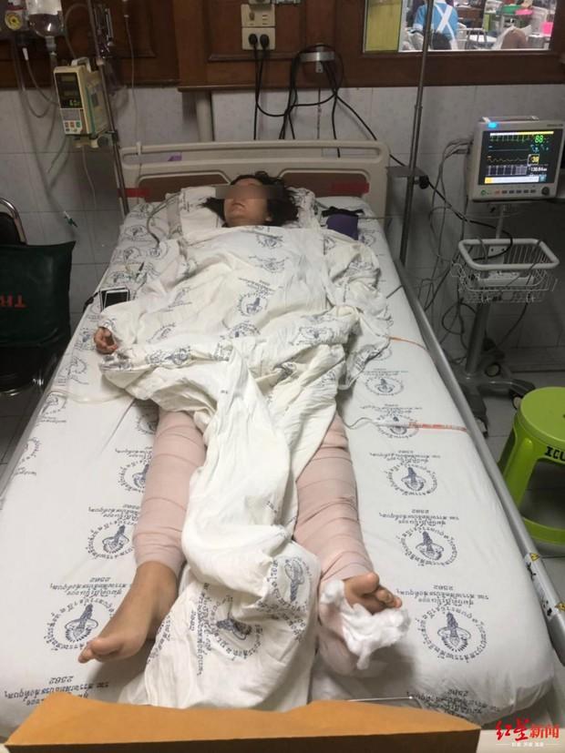 Thai phụ bị chồng nhẫn tâm đẩy xuống vách núi nhưng mẹ chồng còn trách móc: Cô vẫn chưa chết, báo cảnh sát làm gì? - Ảnh 3.