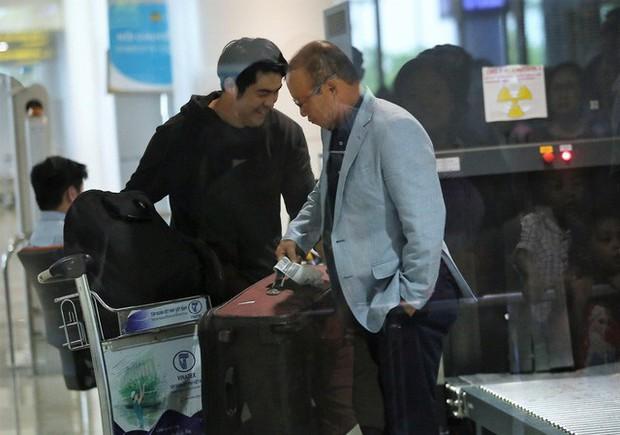 HLV Park Hang-seo trở về Hàn Quốc, không ở lại đàm phán gia hạn hợp đồng với VFF - Ảnh 1.