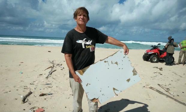 Bí ẩn MH370: Nhà điều tra nổi tiếng bị doạ giết nếu còn tìm máy bay - Ảnh 3.