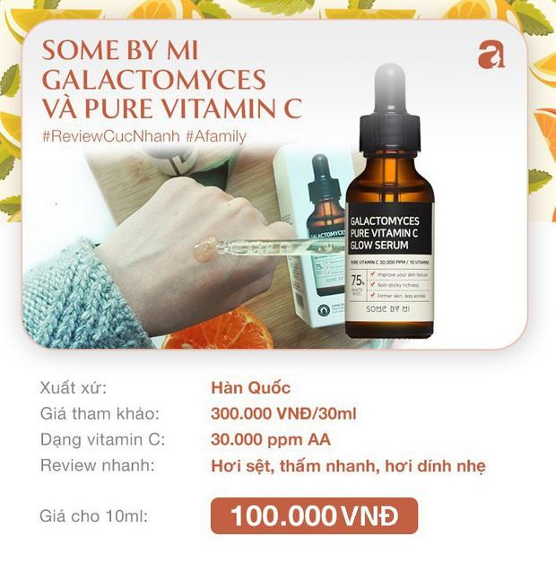 """7 loại serum vitamin C ngừa nám da và chống lão hóa giá dưới 350k mà chị em nào cũng cần trong công cuộc """"chống già"""" - Ảnh 4."""