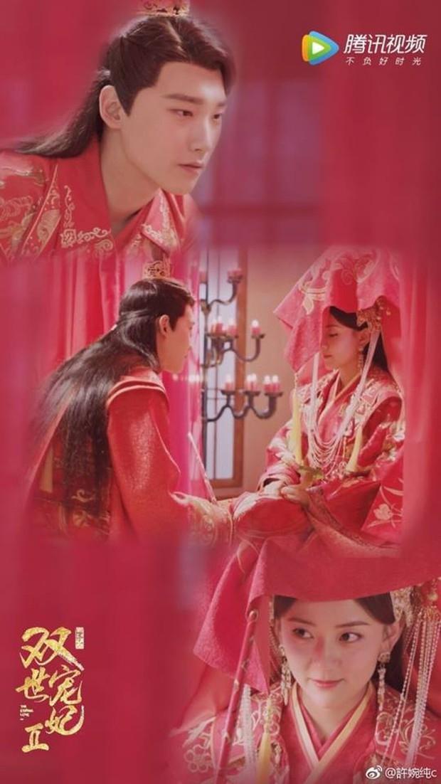 Cặp đôi xuyên không như đi chợ Lương Khiết và Hình Chiêu Lâm nên duyên, xứ Trung lại bày trò ăn vạ remake? - Ảnh 7.