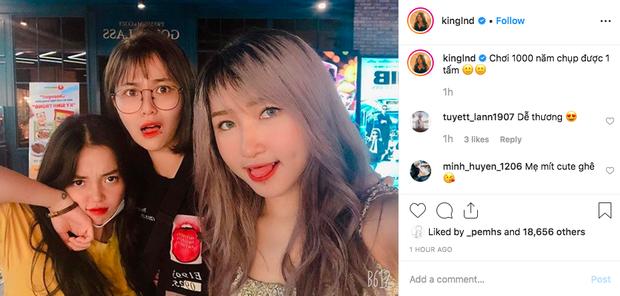Khi vũ trụ streamer tụ tập: Một góc chụp 3 cái ảnh để mạnh ai nấy up cho đúng tiêu chí Instagram ai người nấy đẹp - Ảnh 2.