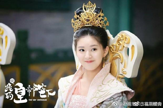 3 diễn viên lạ đời nhất phim Hoa Ngữ: Làm mỹ nhân cổ trang đẹp nhức nách, đóng hiện đại nhìn như osin - Ảnh 10.