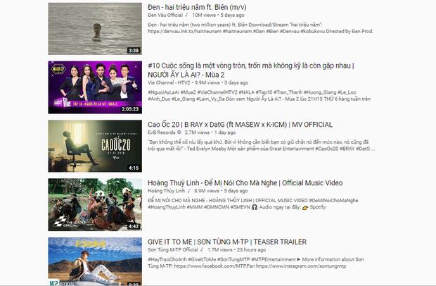 Chỉ với teaser cực ngắn, Sơn Tùng đã chen chân vào top trending cùng loạt hit Vpop, MV chính thức còn thế nào nữa? - Ảnh 2.