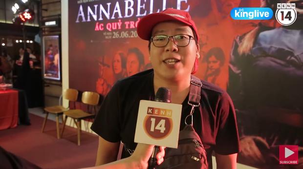 Clip Fan Việt xem Annabelle: Mong em Beo đem binh đoàn tàn sát hết gia đình đó đi dùm! - Ảnh 6.