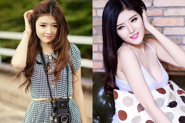 Hành trình nhan sắc và tình trường của hot girl mạng mang tiếng tiểu tam xen ngang cuộc tình của Lương Bằng Quang với Ngân 98 - Ảnh 2.