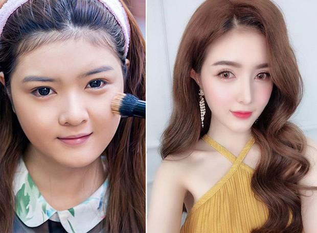 Hành trình nhan sắc và tình trường của hot girl mạng mang tiếng tiểu tam xen ngang cuộc tình của Lương Bằng Quang với Ngân 98 - Ảnh 1.