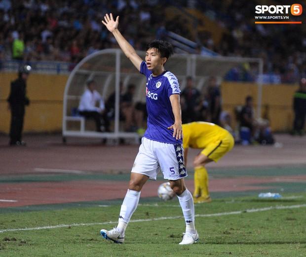 Trước tin đồn đến châu Âu thi đấu, Đoàn Văn Hậu vẫn nỗ lực hết mình vì Hà Nội FC - Ảnh 6.