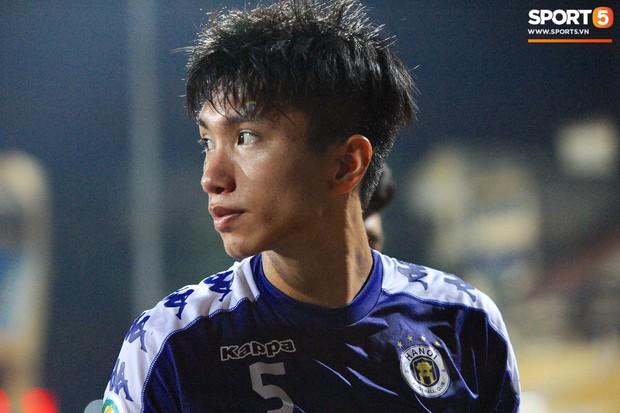 Trước tin đồn đến châu Âu thi đấu, Đoàn Văn Hậu vẫn nỗ lực hết mình vì Hà Nội FC - Ảnh 2.