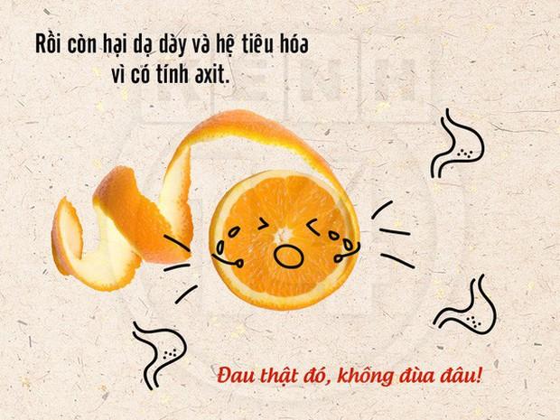 Ăn hết cả đống cam trong 1 ngày để giữ dáng... chắc chị Hà Hồ đang đùa chút thôi - Ảnh 6.