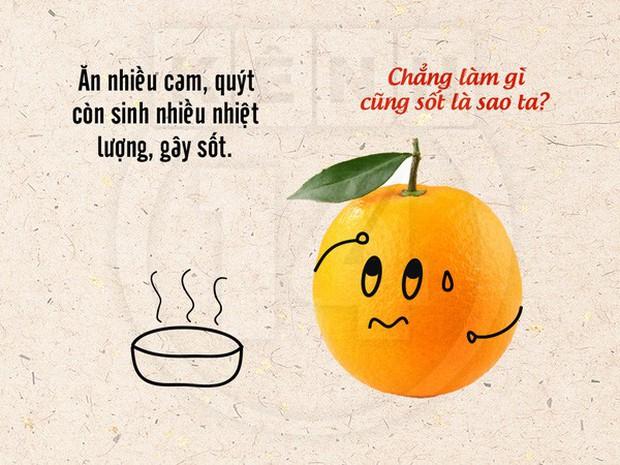 Ăn hết cả đống cam trong 1 ngày để giữ dáng... chắc chị Hà Hồ đang đùa chút thôi - Ảnh 8.