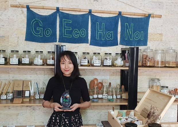Cửa hàng zero waste đầu tiên tại Hà Nội: Ước mơ bán được tất cả các sản phẩm thiết yếu mà không cần bao bì - Ảnh 9.