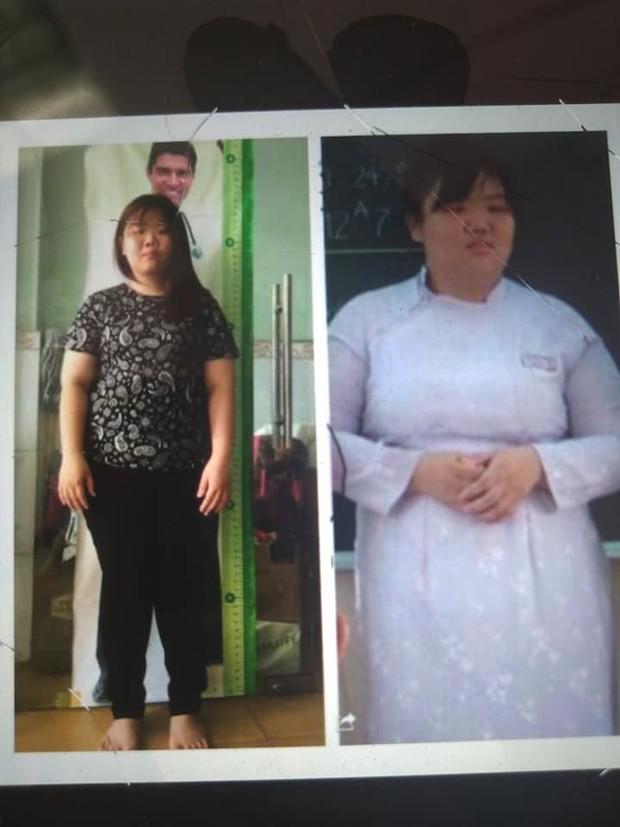 Từng bị gọi là thịt kho hột vịt nhìn đã ngán, cô bạn quyết tâm giảm 45kg như lời đáp trả cực gắt - Ảnh 2.