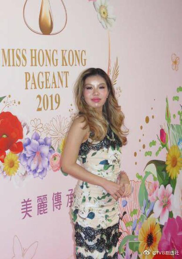 Hoảng hồn với nhan sắc dàn thí sinh Hoa hậu Hong Kong: Thảm thế này thì ai sẽ đăng quang? - Ảnh 4.