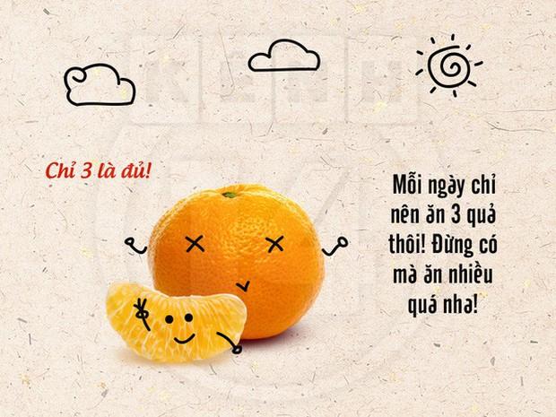 Ăn hết cả đống cam trong 1 ngày để giữ dáng... chắc chị Hà Hồ đang đùa chút thôi - Ảnh 4.