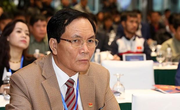 Phó chủ tịch tài chính VFF xin từ chức, lý do vì không lo nổi tiền trả lương cho HLV Park Hang-seo? - Ảnh 1.