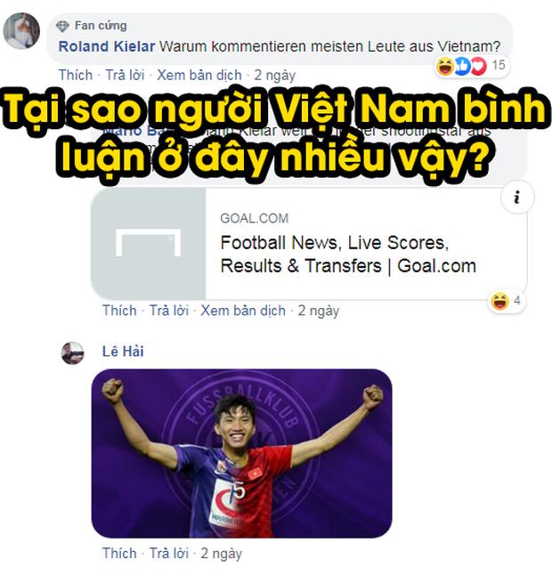Fan Austria Wien nóng mắt vì bão comment về Văn Hậu: Các bạn làm ơn đừng đăng ảnh cậu ấy ở đây nữa - Ảnh 2.