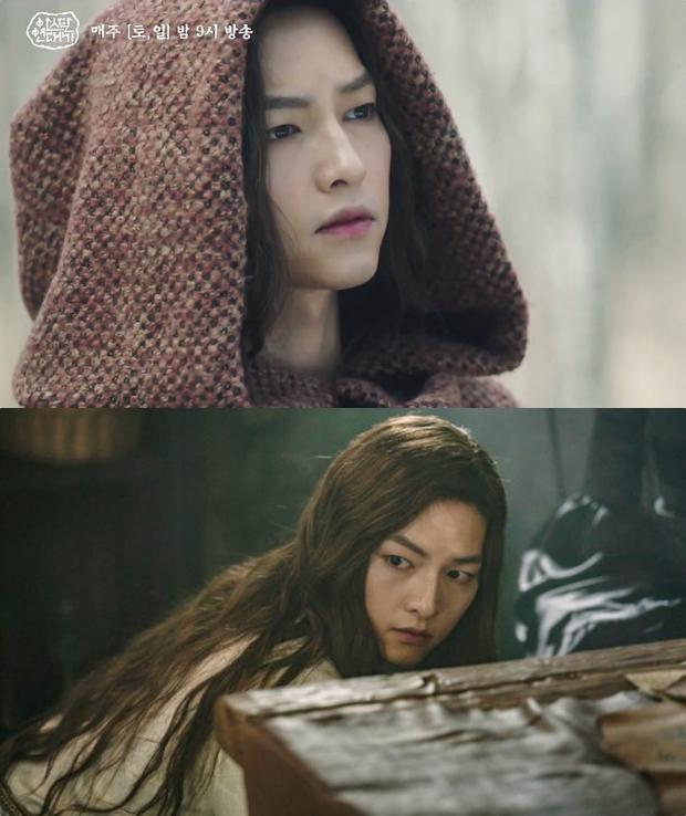 Ngoại hình khác lạ và táo bạo của bánh bèo thoát xác Song Hye Kyo gần đây hình như lấy cảm hứng từ người tình? - Ảnh 8.