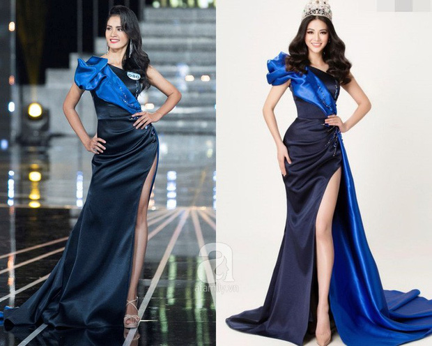 Đụng váy với Hương Giang hay Phương Khánh nhưng dàn thí sinh Hoa hậu cũng không hề bị lép vế - Ảnh 2.