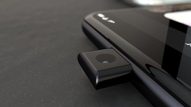 Ngắm concept iPhone 11 Pro nóng hổi hấp dẫn: Camera selfie thò thụt độc đáo, 4 camera sau hình vuông - Ảnh 3.