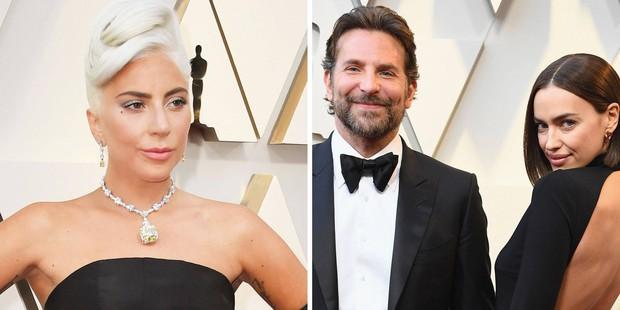Bradley Cooper hội ngộ tình tin đồn Lady Gaga sau khi chia tay, cái tát thẳng vào Irina Shayk - Ảnh 2.