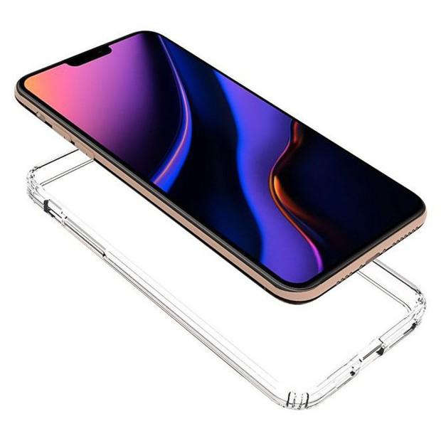 Rò rỉ thiết kế iPhone 11 Max: Xác nhận nút gạt rung thay đổi, vẫn giữ cổng lightning - Ảnh 2.