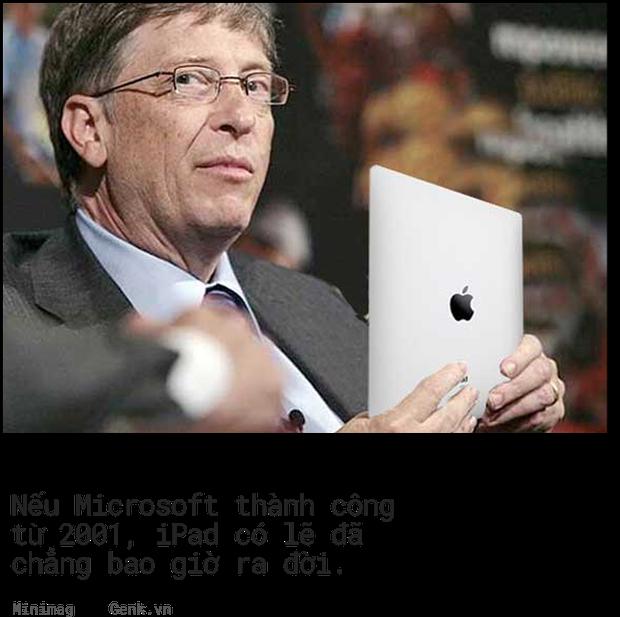 iPadOS: Lời tuyên chiến tiếp theo trong cuộc chiến 30 năm đầy cay đắng giữa Apple và Microsoft - Ảnh 2.