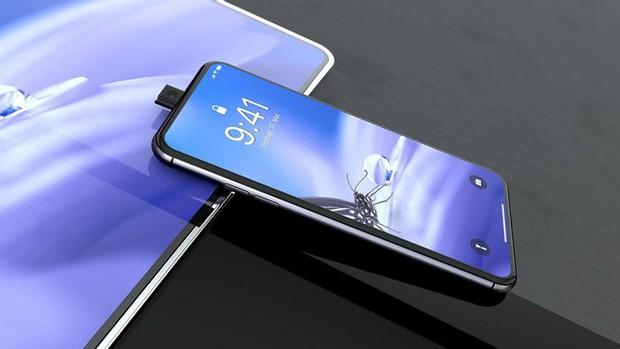 Ngắm concept iPhone 11 Pro nóng hổi hấp dẫn: Camera selfie thò thụt độc đáo, 4 camera sau hình vuông - Ảnh 6.
