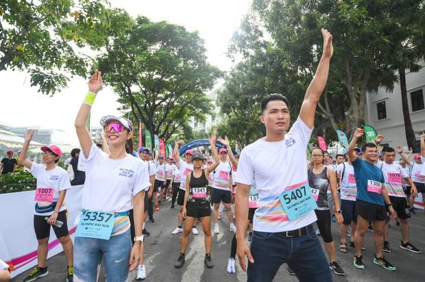 Lazada tổ chức Olympic Day Run, công bố là đối tác của Olympic trong 9 năm tới - Ảnh 3.