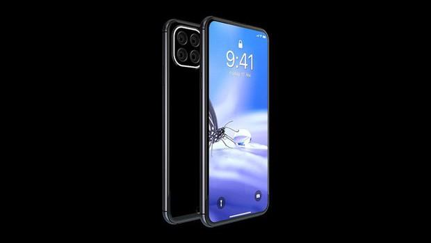 Ngắm concept iPhone 11 Pro nóng hổi hấp dẫn: Camera selfie thò thụt độc đáo, 4 camera sau hình vuông - Ảnh 7.