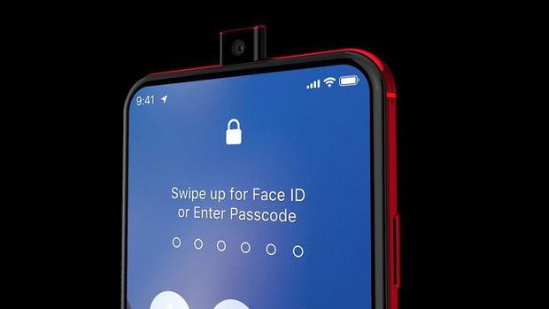 Ngắm concept iPhone 11 Pro nóng hổi hấp dẫn: Camera selfie thò thụt độc đáo, 4 camera sau hình vuông - Ảnh 8.