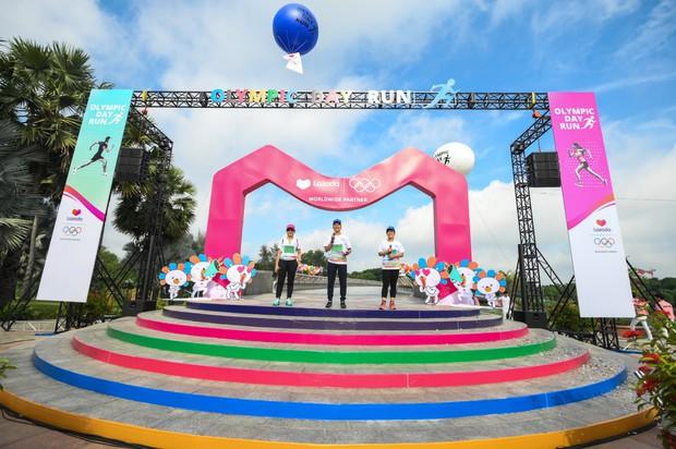 Lazada tổ chức Olympic Day Run, công bố là đối tác của Olympic trong 9 năm tới - Ảnh 6.