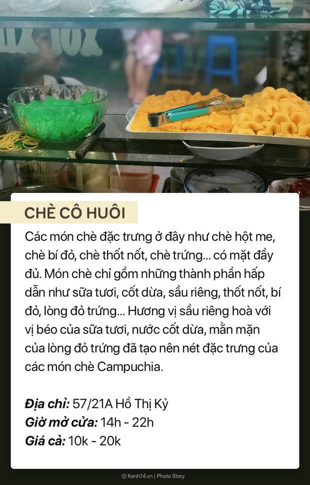Cùng ăn sập chợ hoa Hồ Thị Kỷ với loạt món ăn chính danh xứ Chùa Tháp Campuchia - Ảnh 9.