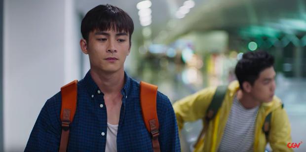 Chùm khoảnh khắc siêu cấp lãng mạn của 2 nam chính Thưa Mẹ Con Đi - đôi nam thần đam mỹ mới làng phim Việt - Ảnh 1.