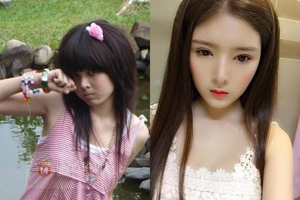 Hành trình nhan sắc và tình trường của hot girl mạng mang tiếng tiểu tam xen ngang cuộc tình của Lương Bằng Quang với Ngân 98 - Ảnh 4.