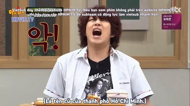 Thánh lầy Heechul: Tên gọi cũ của TP. Hồ Chí Minh là... bún chả - Ảnh 4.