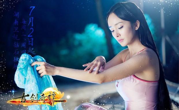 """Dương Mịch: """"Nữ hoàng rating"""" đang thất thế kiêm cô gái vàng trong làng nhận """"chổi""""? - Ảnh 10."""