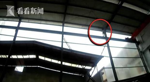 Công ty cho nghỉ vì bị mất điện, cô gái nằng nặc đòi nhảy xà tự tử để làm việc cho bằng được - Ảnh 1.