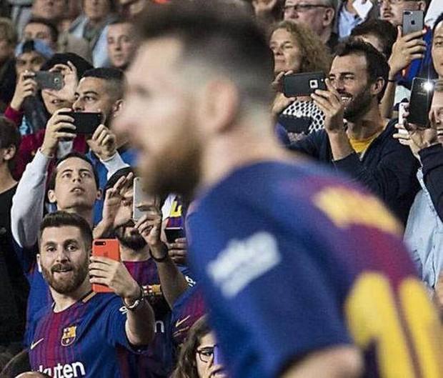 Lợi dụng vẻ ngoài như sinh đôi với Messi để đi lừa tình các cô gái trẻ, chàng trai bị chính quyền sờ gáy - Ảnh 1.
