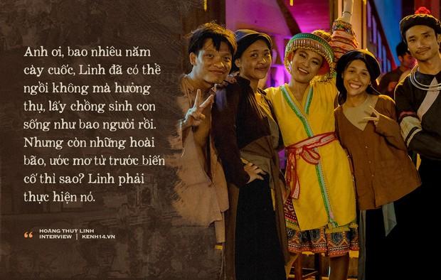 """""""Vợ chồng A Phủ"""" có ý nghĩa đặc biệt với Hoàng Thuỳ Linh, vì đó là tác phẩm giúp Linh đậu đại học - Ảnh 8."""